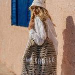 LENA MAXI shopper bag
